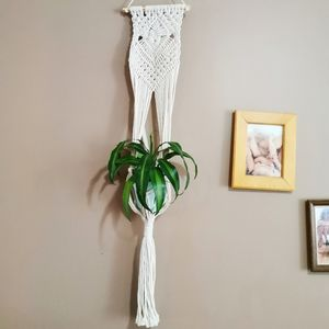 Other - Lovely Macrame Plant Hanger